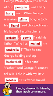 Mad Libs- screenshot thumbnail
