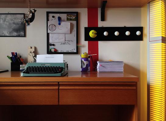 Desk di El_Fuser