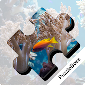 Jigsaw Puzzles: Aquarium Fish