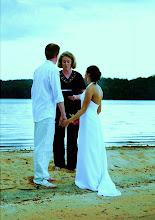 Photo: Lake Keowee - 6/09 - Photo by Pam Nafziger - www.casualmoments.com Brenda M. Owen - http://WeddingWoman.net