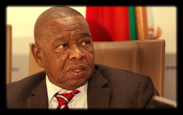 Higher Education Minister Blade Nzimande. Picture: GCIS