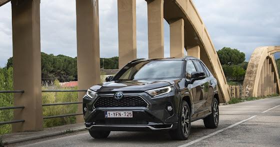 Alborán Motor ofrece ya la preventa del nuevo Toyota Rav4 Plus-in