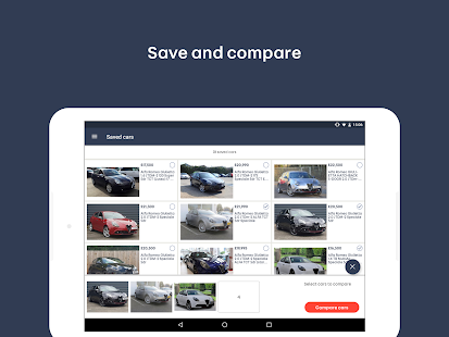 Auto Trader - Buy, sell and value new & used cars- screenshot thumbnail