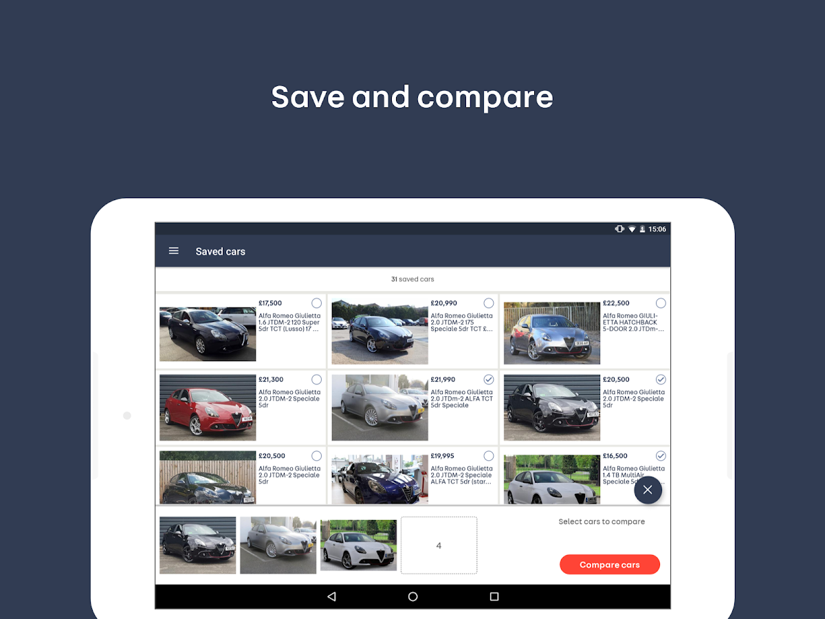 Auto Trader - Buy, sell and value new & used cars – Android Apps ...