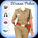 Women Police Photo Suit Editor - Fashion Police icon