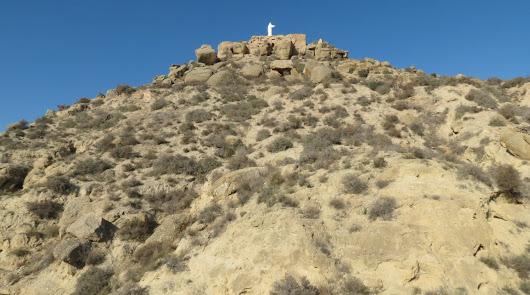 Preparan una excavación arqueológica en el Cerro del Espíritu Santo de Vera