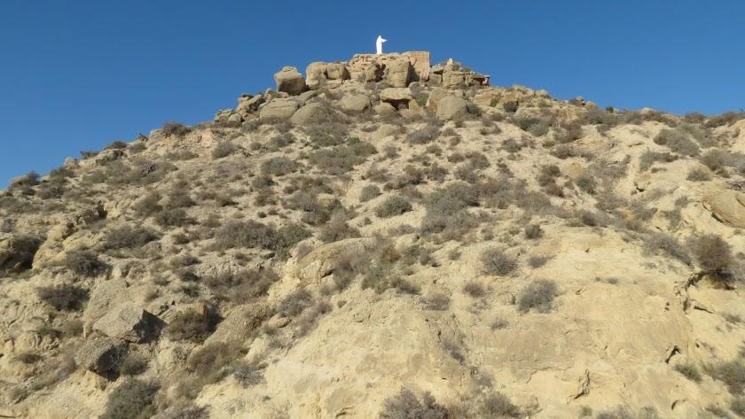 El Cerro del Espíritu Santo.