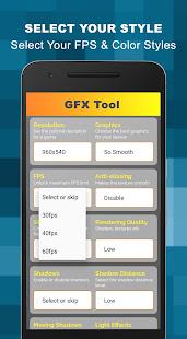 用於PUB-G的GFX工具(無滯後,無禁令)