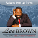 The Official Les Brown App icon