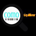 ComoEquiLibrar  app de nutrición para comer sano. icon