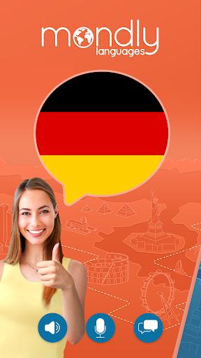 Learn German. Speak German screenshot 1