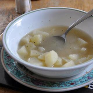 Magic Potato Soup.