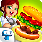 My Sandwich Shop - Fast Food and Tasty Subs Game icon