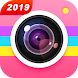 ビューティーカメラ - セルフカメラと写真エディタ