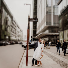 Wedding photographer Natalya Zakharova (natuskafoto). Photo of 19.05.2018