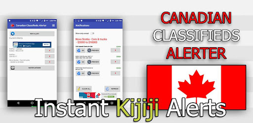 Canadian Classifieds Alerter - Apps on Google Play