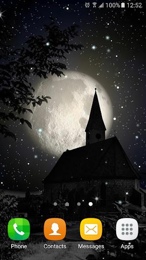 Moonlight Live Wallpaper 4.0 screenshots 5