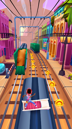 Subway Surfers  gameplay | by HackJr.Pw 11