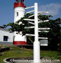 Photo: Cape3points lighthouse, le phare de Cape3points Ghana