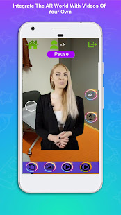 Imerference – 3d Augmented reality chat app 3