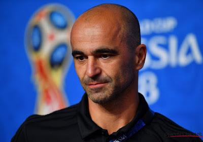 Malgré l'élimination, Roberto Martinez tirera un bilan positif de ce Mondial 2018