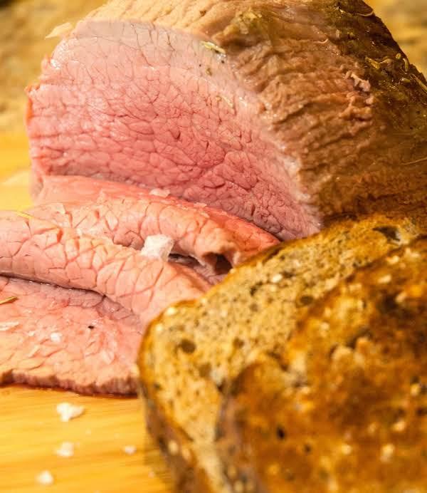 Beef Essentials: The Perfect Medium Rare Top Loin Recipe