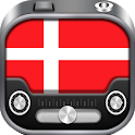 DAB Radio Danmark + Radio Danmark - Danmarks Radio icon