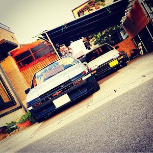 スプリンタートレノ AE86 のカスタム事例画像 めぐろさんの2019年11月18日00:23の投稿