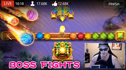 Marble Dash-Jungle Marble Game 1.1.431 screenshots 5