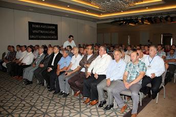 Zonguldak Şube 20. Olağan Genel Kurulu Tamamlandı