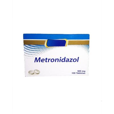 metronidazol 500mg 1blister 10tabletas coaspharma