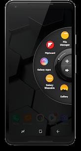 Wheel Launcher a free customizable edge screen 3