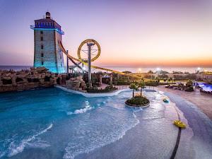 Leisure and amusement park - Ocean Water Park