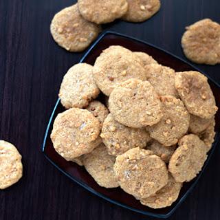 Crunchy Gluten Free Peanut Butter Cookies
