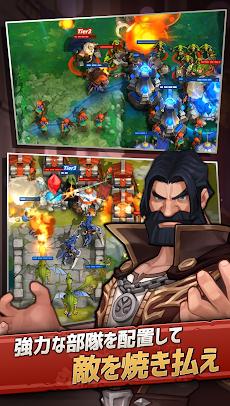 Castle Burn - RTS革命のおすすめ画像5