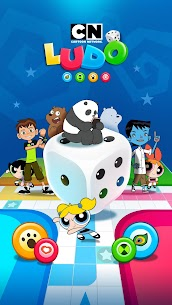 Cartoon Network Ludo Mod Apk 1.0.206 (Unlimited Free Spins) 1
