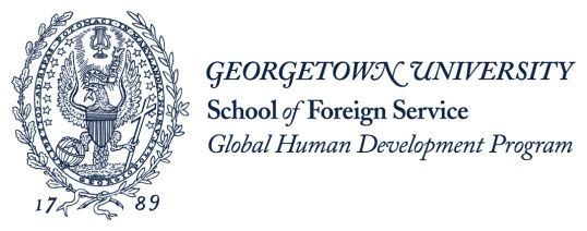 Global Human Development Program