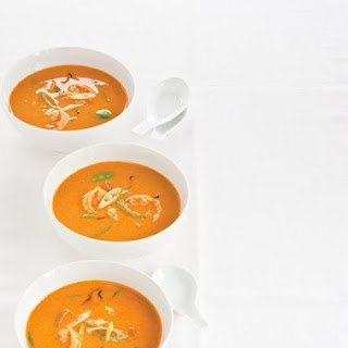 Thai Soup With Shrimp And Coconut Milk Recipes.