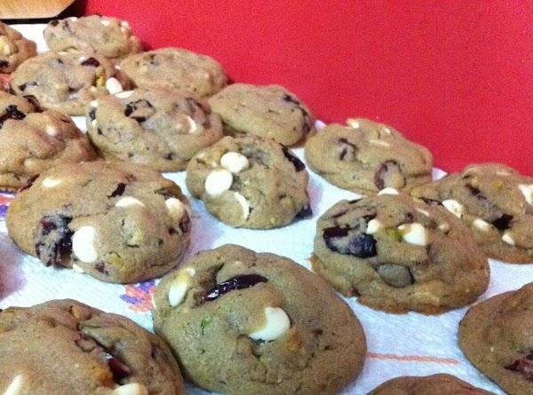 Christmas Chip Cookie Recipe