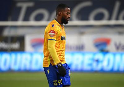 STVV niet blij met speelminuten van Nazon bij nationale ploeg