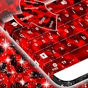 Red Camo Keyboard icon