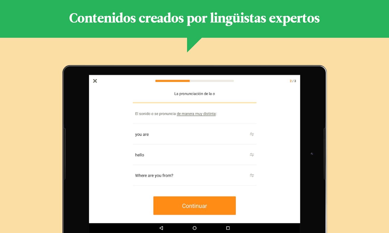 babbel aprender idiomas aplicaciones de android en google play. Black Bedroom Furniture Sets. Home Design Ideas