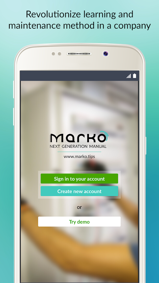 Marko: Next Generation Manual- screenshot
