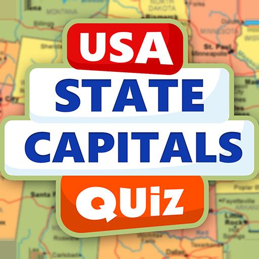 益智の米国の州の首都 クイズ LOGO-記事Game