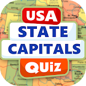 USA State Capitals Quiz