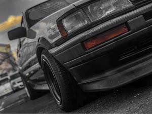 カローラレビン AE86 GT-APEXのカスタム事例画像 オヤジJr.【OYAGE Jr.】さんの2021年01月12日19:20の投稿