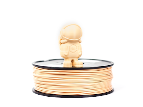 Tan MH Build Series PLA Filament - 3.00mm
