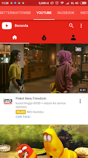 App Tag keyword video YouTube APK for Windows Phone