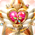 Heart Star Prism☆LWP icon