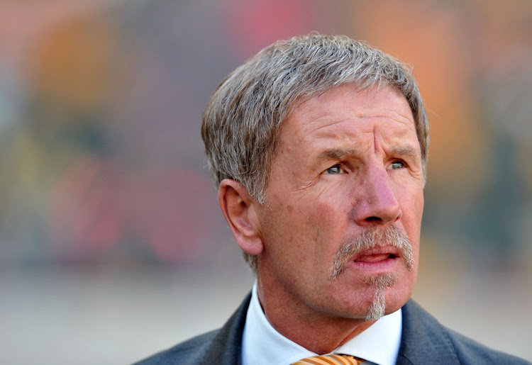 Stuart Baxter. Picture: GALLO
